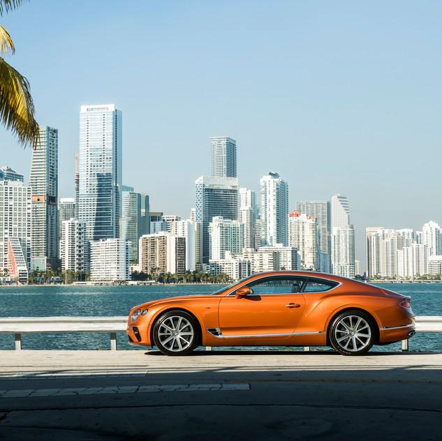 Bentley Continental GT V8 5