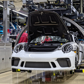 PORSCHE AND RM SOTHEBY'S TO AUCTION LAST 911 (991) TO ENTER AND PASS DOWN THE SERIAL PRODUCTION LINE