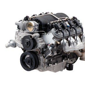 CHEVROLET PERFORMANCE INTRODUCES NEW LS427/570 CRATE ENGINE