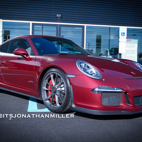 New YouTube Video. 2015 Porsche 911 GT3