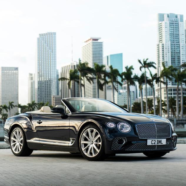 Bentley Continental GT Convertible V8 2.