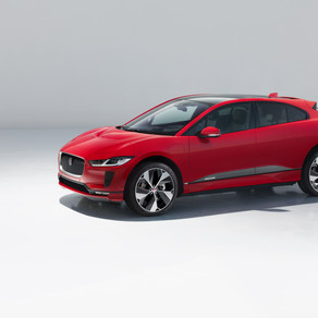 JAGUAR CHARGES AHEAD WITH ALL-NEW ELECTRIC I-PACE