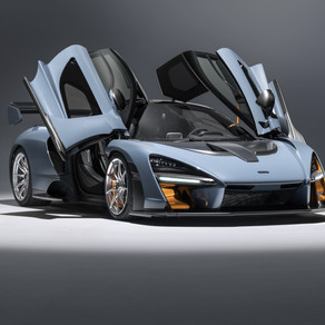 McLaren Senna Facts and Figures