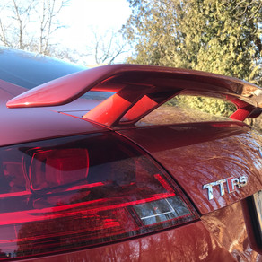 Audi TT RS YouTube Video now live