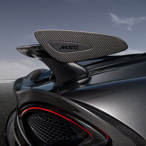 MCLAREN MSO DEFINED HIGH DOWNFORCE KIT FOR SPORTS SERIES MODELS 570