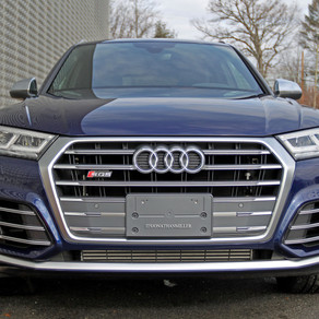 2018 Audi SQ5 specs and images