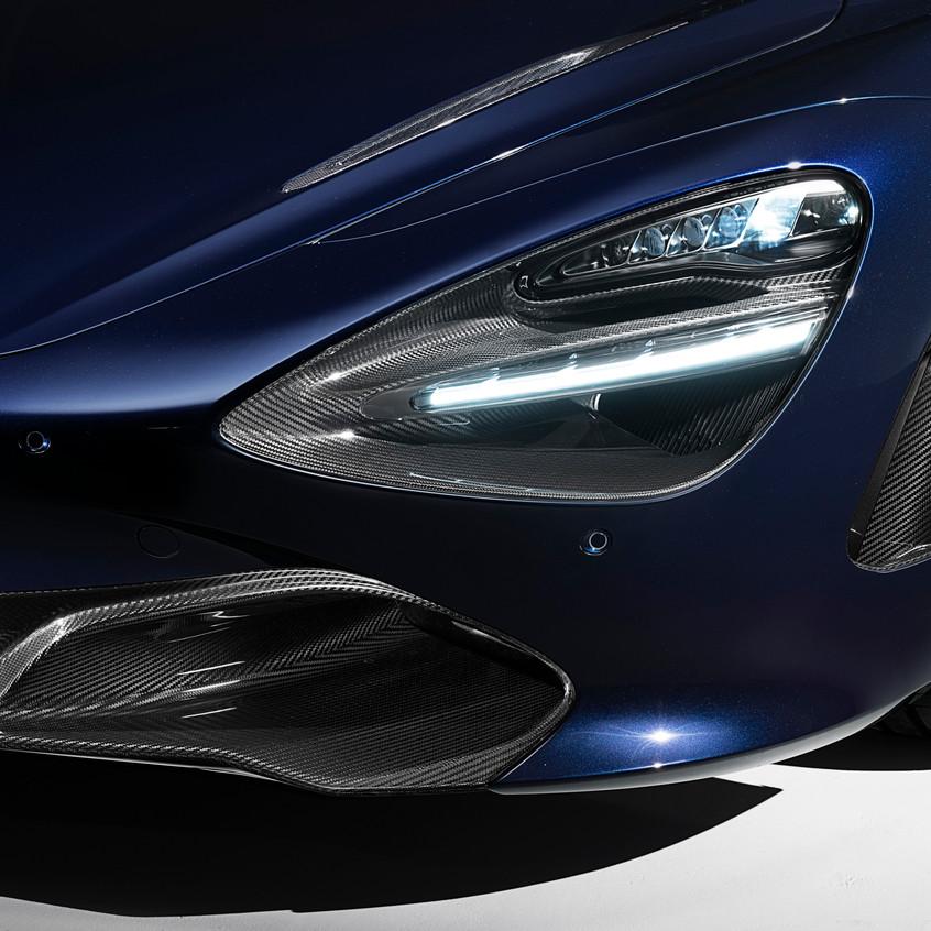 McLaren 720S in Atlantic Blue by MSO-3