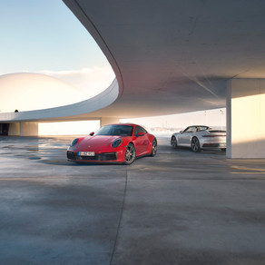 2020 PORSCHE 911 (992) CARRERA 4 AND 911 CARRERA 4 CABRIOLET