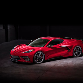 CHEVROLET INTRODUCES FIRST-EVER MID-ENGINE CORVETTE C8 STINGRAY