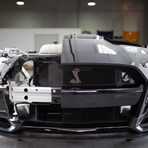 2020 SHELBY GT500 ACHIEVES SUPERCAR ACCELERATION WITH 760 HORSEPOWER