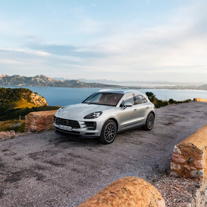2019 PORSCHE MACAN S-NEW SINGLE TUBOCHARGED V6 ENGINE