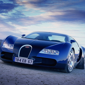 15 YEARS OF BUGATTI VEYRON – HOW IT ALL BEGAN