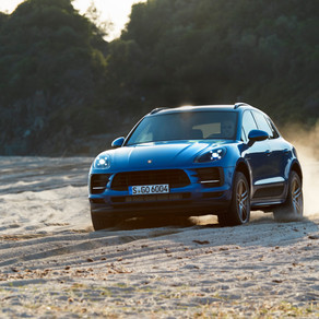 PORSCHE MACAN WILL BE ELECTRIC IN NEXT GENERATION