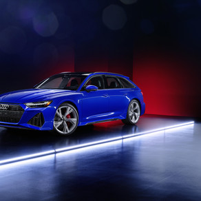 2021 AUDI RS 6 AVANT 'RS TRIBUTE EDITION' - ON SALE NOW - CELEBRATES ICONIC RS2 AVANT
