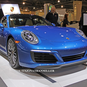 Porsche (GT2RS) at 2018 Philly Auto Show