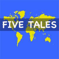 FIVE TALES - Audiorama, Stockholm, November 23, 2012