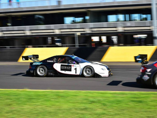 STEVEN TAMASI TAKES THE ROUND WIN AT QR