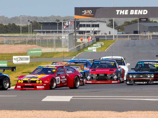 A solid Victorian Contingent Tackles Round 1 at SMSP