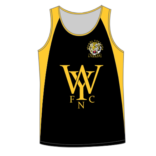 Woori Training Singlet
