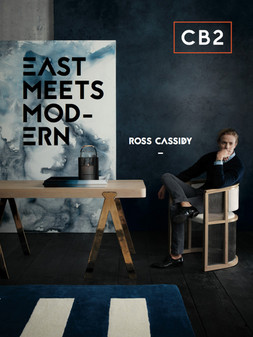 Ross Cassidy CB2 Collaboration Cover