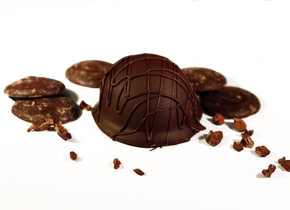 Classic Dark Chocolate Vegan Truffle