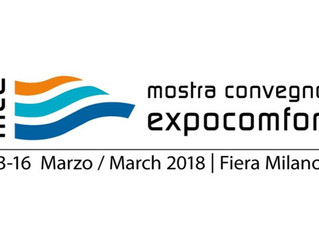 New product launch - MCE Exhibition, Milan, Italy