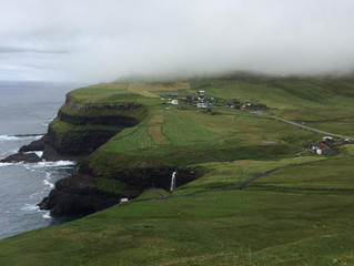 Faroe Islands - now even greener!