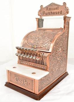 Bronze Cash Register