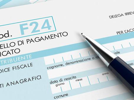 Obbligo di presentazione dei modelli F24 attraverso i servizi telematici dell'Agenzia delle Entrate