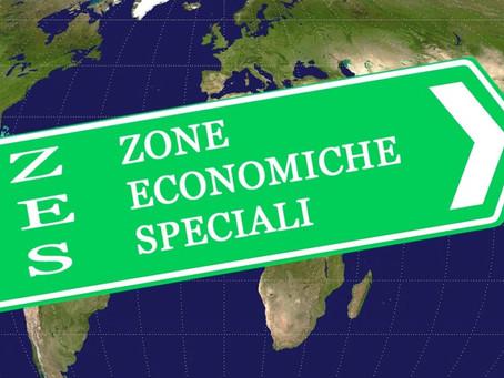 Investimenti sud e ZES