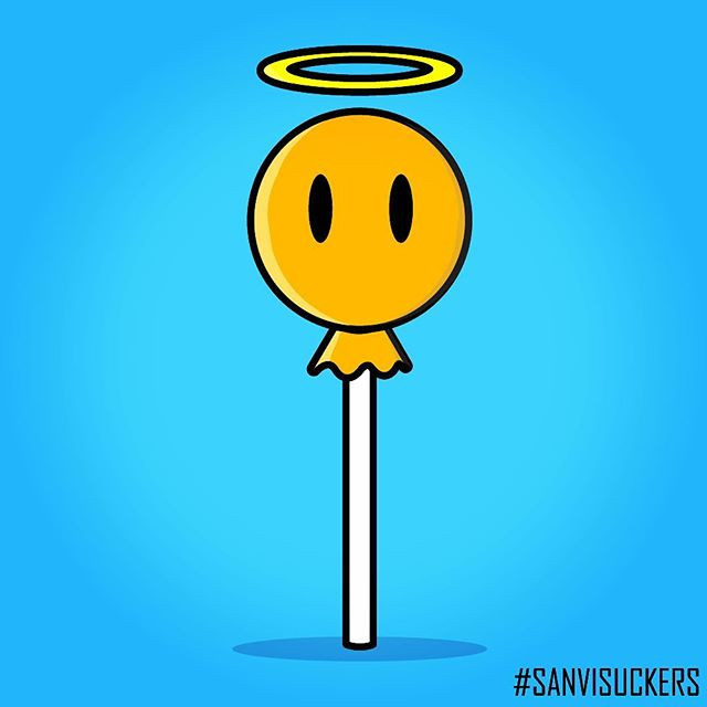 _San Visuckers_ for shits and giggles 😄