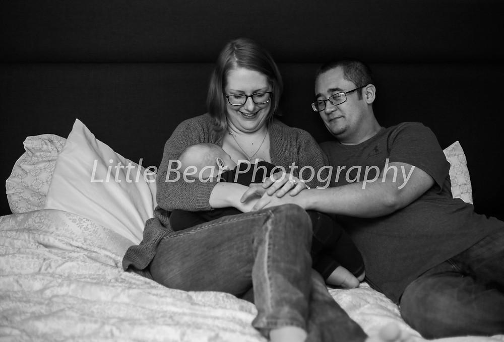 Family Photography Breastfeeding Lifestyle