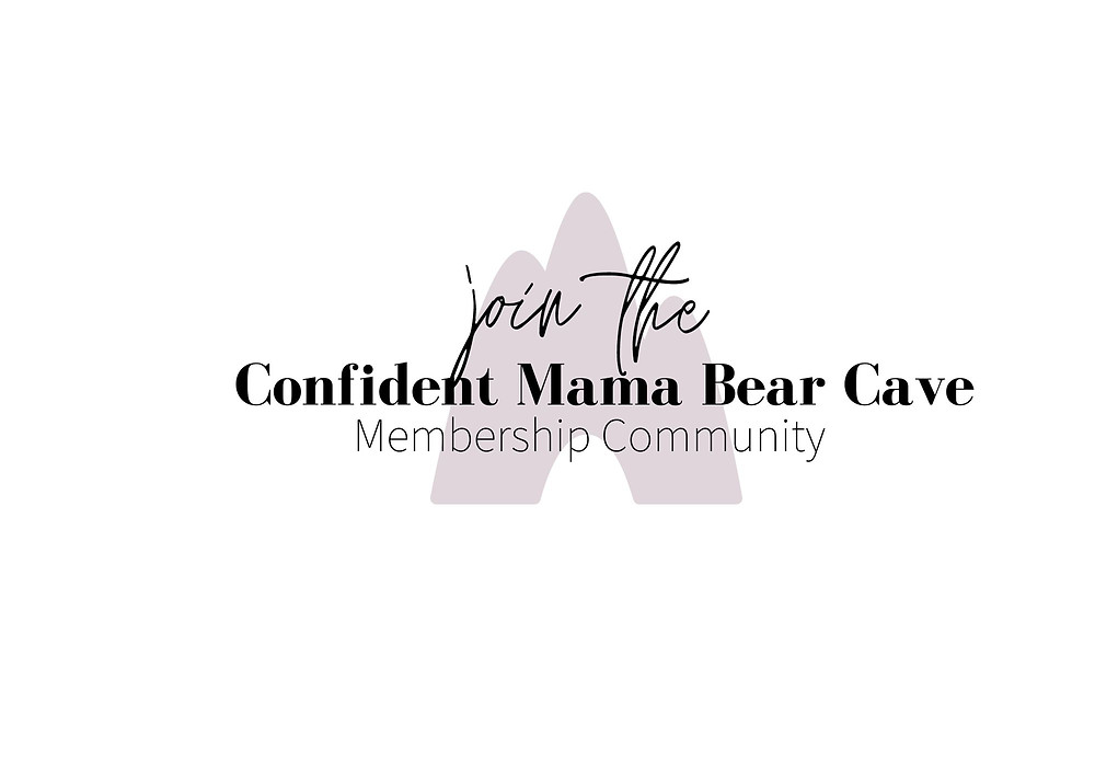 join the mama bear cave membership community for online childbirth classes taught by a doula online breastfeeding classes taught by an IBCLC lactation consultant and one-to-one virtual support for pregnancy, birth planning, postpartum, etc.
