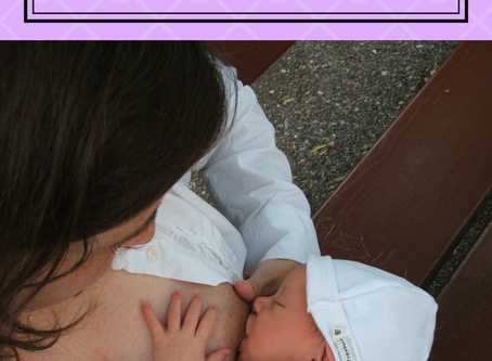 The Convenience of Breastfeeding