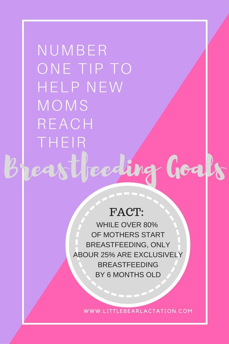 breastfeeding class goals challenges