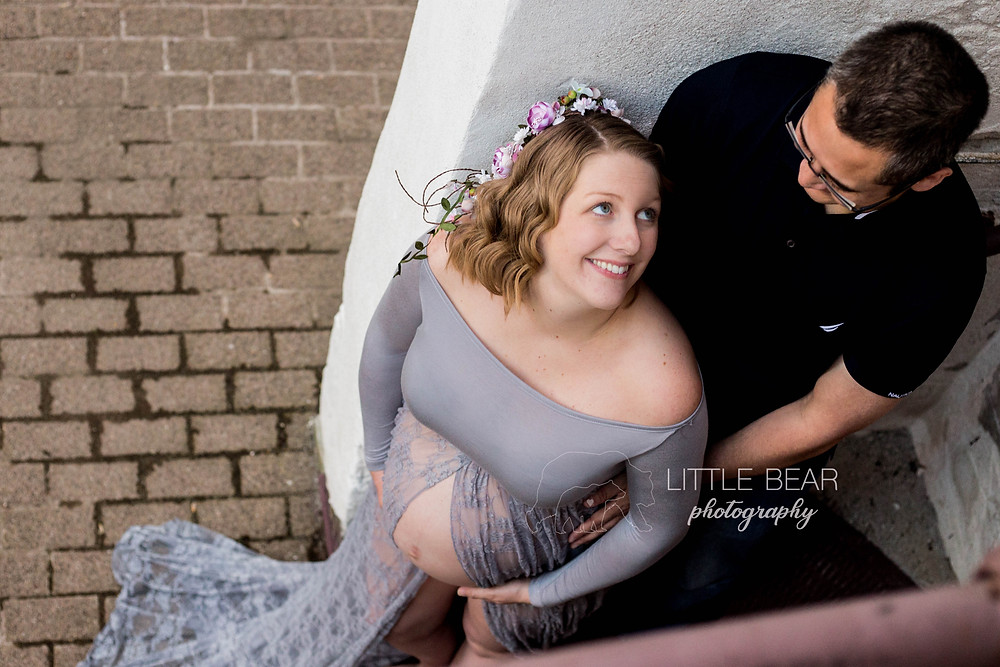Maternity Photography New Jersey Couples Portrait