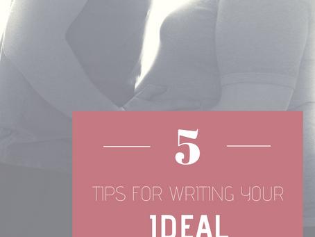Writing a Birth Plan: Part 1