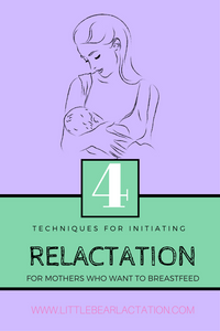 HOW TO Relactation breastfeeding mothers tips newborn