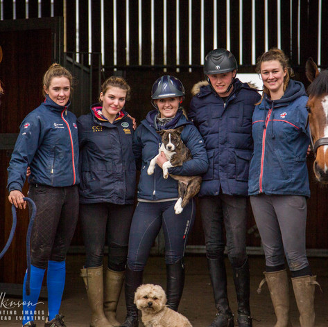 Eventing Images Pre-Season Visit