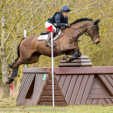 Oasby Horse Trials 2019