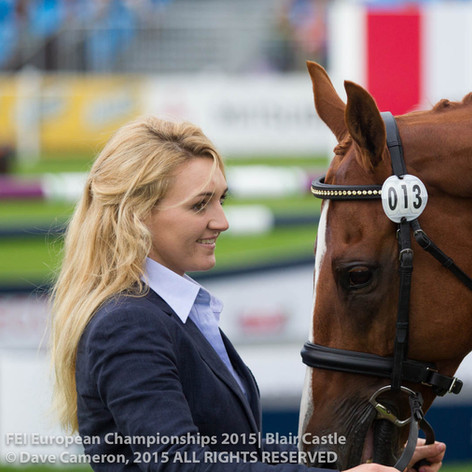 FEI European Championships Eventing, Blair Castle 2015