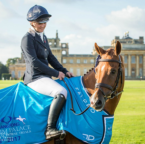 Blenheim Palace International 2017