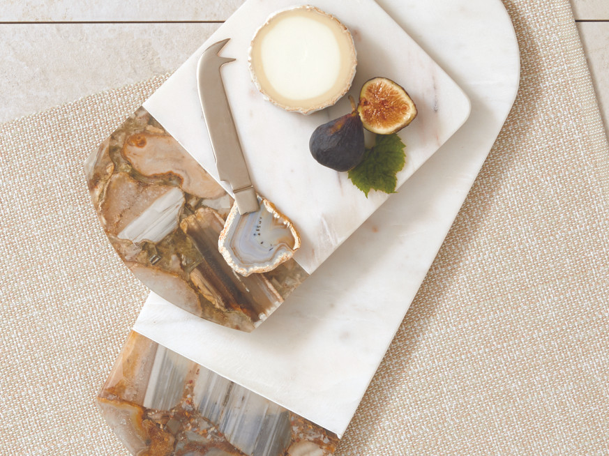 Tableau_Marble and Agate Serving Boards.