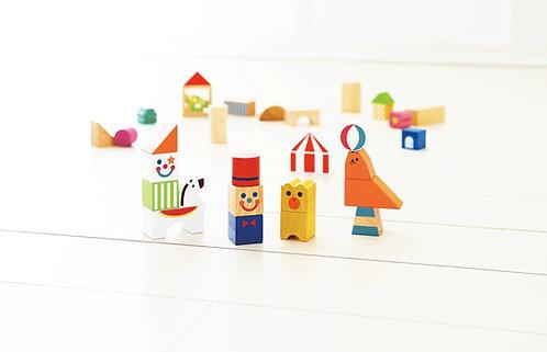 つみコレ-リトルサーカス  対象年齢 3歳~