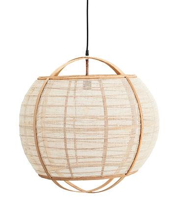 Suspension en Bambou et en Lin