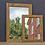 Thumbnail: Miroir en teck recyclé