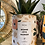 """Thumbnail: Plante en pot """" BONNE FETE MAMAN """""""