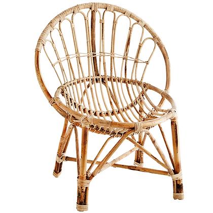 Chaise Bambou naturel