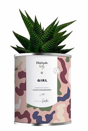 """Plante en pot """" GIRL """""""