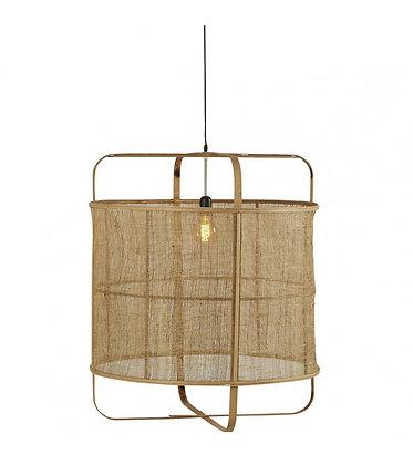 Suspension en lin & Bambou
